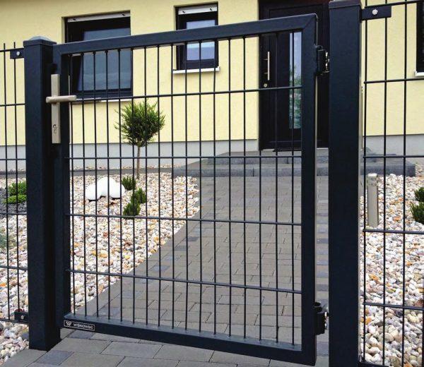 2D PANEL GATE